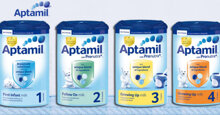 Sữa Aptamil có tốt không ? Có mấy loại ? Giá bao nhiêu tiền ?