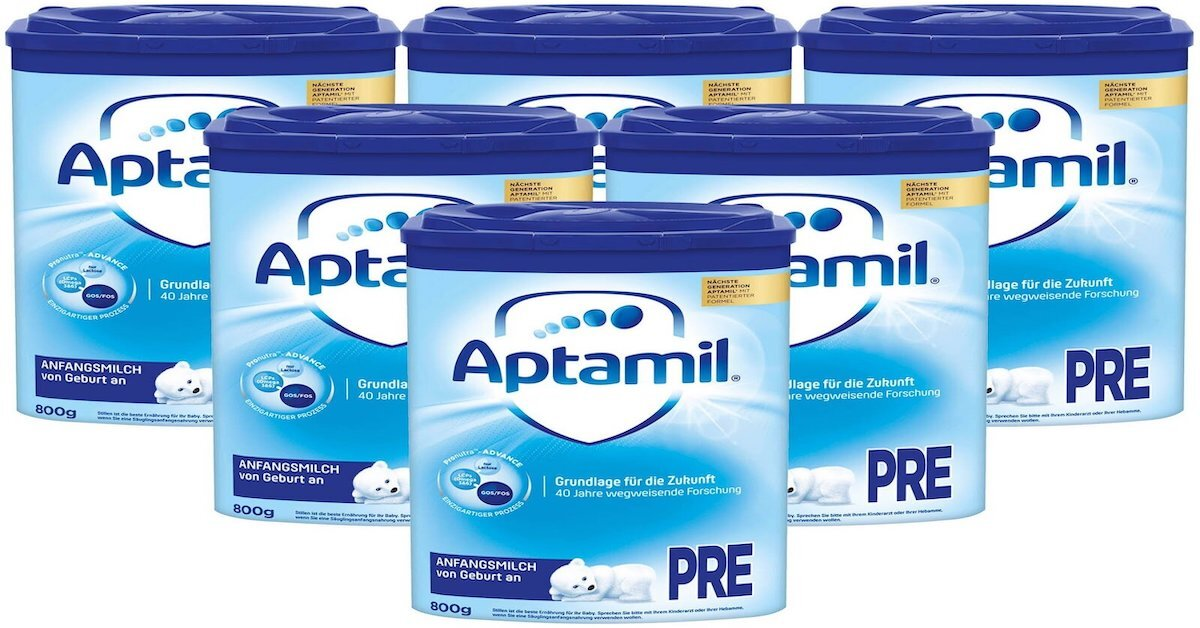 Sữa Aptamil Đức có tốt không? Có giá bao nhiêu?