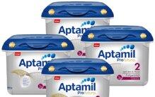 Sữa Aptamil Profutura Anh có tốt không: Mùi vị, Giá bán, Cách pha