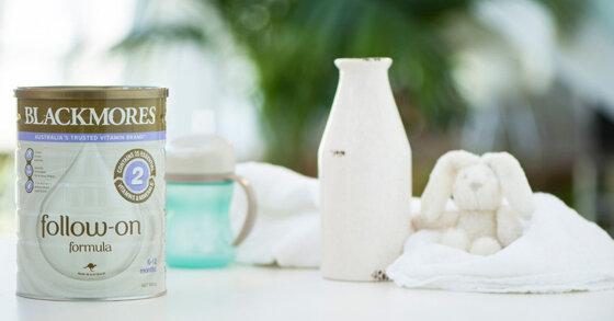 Sữa Blackmores số 2 nội địa Úc có tốt không ? Cách pha sữa Blackmores số 2 chuẩn khỏi chỉnh