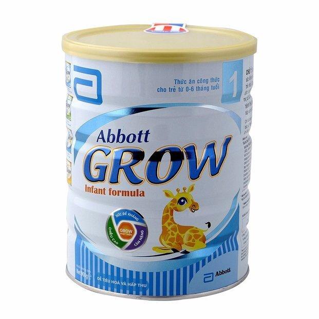 Sữa bột Abbott Grow 1 có tốt không?