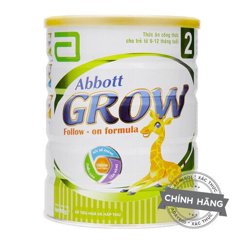 Sữa bột Abbott Grow 2 có tốt không, có tăng cân và chiều cao không?