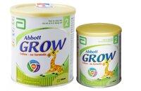 Sữa bột Abbott Grow 2 giúp bé phát triển chiều cao tối ưu