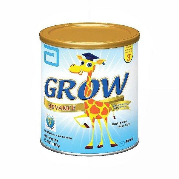 Sữa bột Abbott Grow Advance giúp bé phát triển xương và chiều cao