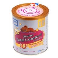 Sữa bột Abbott Similac Total Comfort 1 cho bé nhạy cảm với Lactose