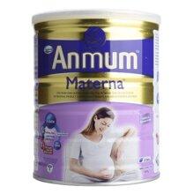Sữa bột Anmum Materna bổ sung hàm lượng Folate cần thiết cho mẹ bầu