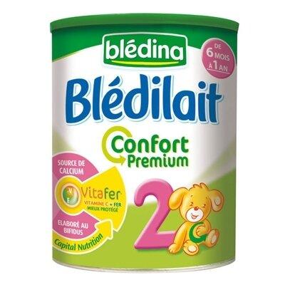 Sữa bột Bledina giá bao nhiêu tiền?