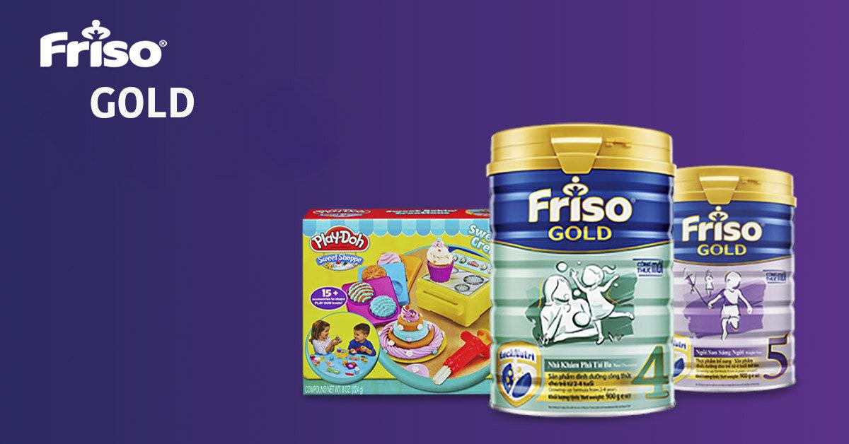 Sữa bột cho bé Frisolac Gold chất lượng có tốt không ? Có nên mua về sử dụng không ?