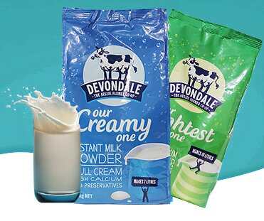 Sữa bột dành cho học sinh, thanh niên, người trưởng thành