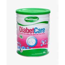 Sữa bột Diabetcare  – Công thức dành riêng cho người bị tiểu đường và ăn kiêng