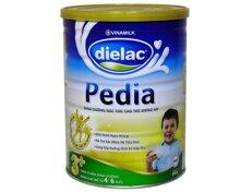 Sữa bột Dielac Pedia 3+ dành cho trẻ từ 4 đến 6 tuổi