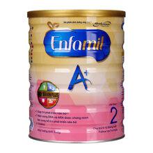 Sữa bột Enfamil A+ 2 có tốt không, có tăng cân không?