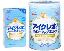 Sữa bột Glico có giúp bé tăng cân tốt không?