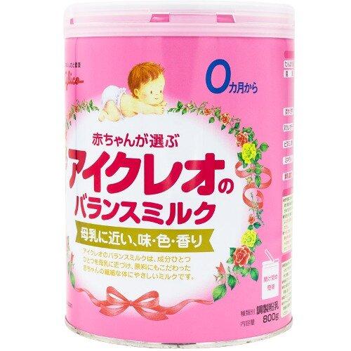 Sữa bột Glico số 0 có tốt không ?