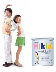 Sữa bột Hikid Premium giúp bé phát triển chiều cao vượt trội