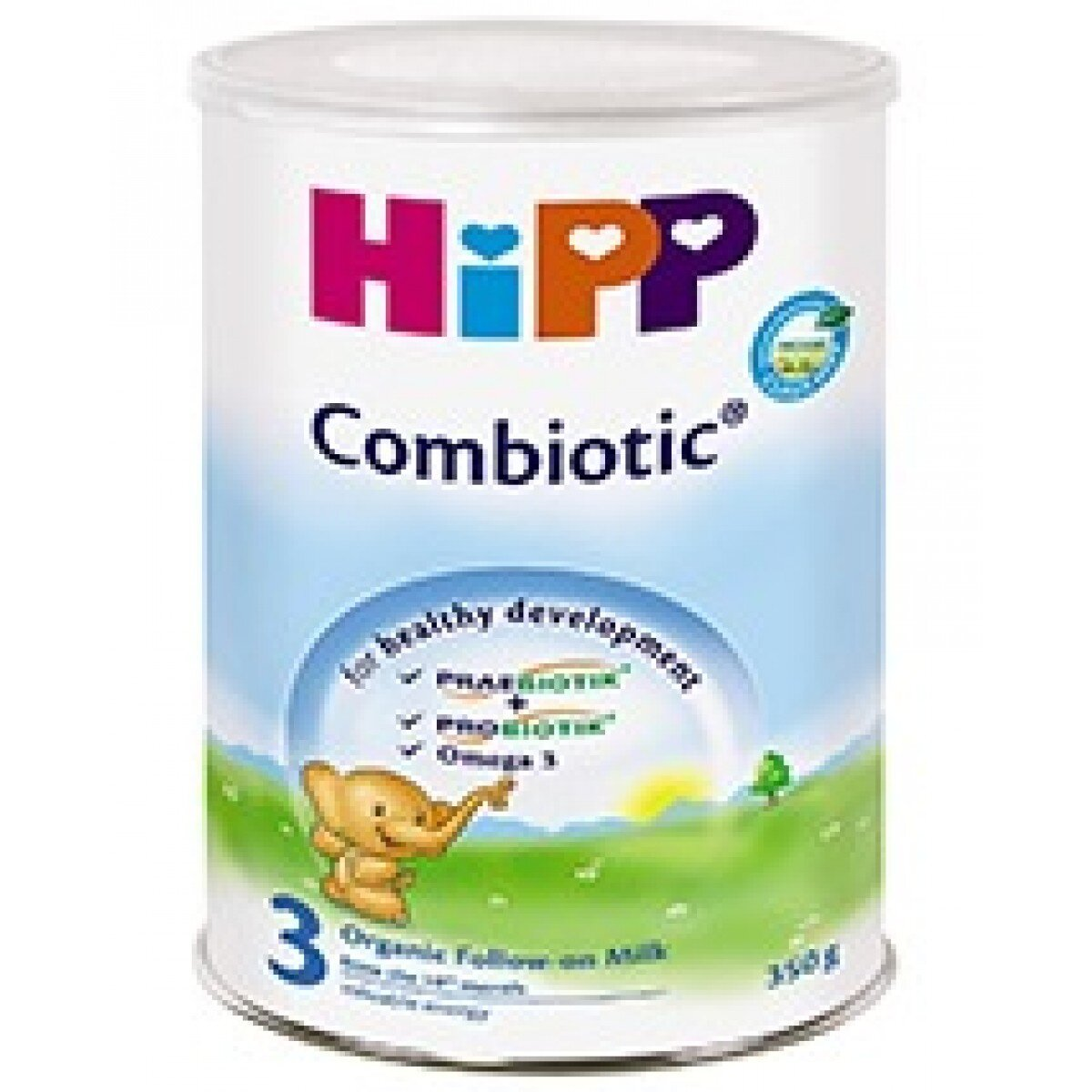 Sữa bột Hipp 3 Combiotic Organic sản xuất từ những nguyên liệu hữu cơ