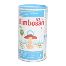 Sữa bột hữu cơ Bimbosan cho bé có tốt không?