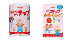 Sữa bột Meiji có những loại nào?