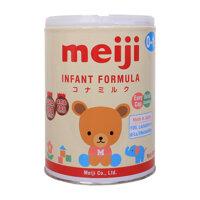 Sữa bột Meiji Infant Formula dinh dưỡng cho bé từ 0 đến 12 tháng tuổi