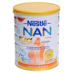 Sữa bột Nan Kid 4 dinh dưỡng cho bé trên 2 tuổi