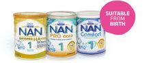 Sữa bột Nan Nga phải dùng đúng cách mới giúp bé phát triển tốt