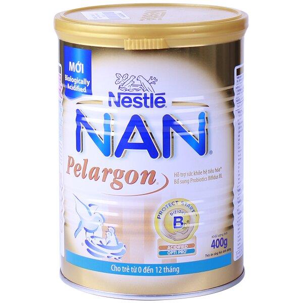 Sữa bột Nan Pelargon 1 có tốt không ? giá bao nhiêu tiền ?