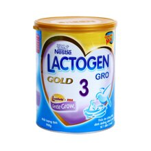 Sữa bột Nestle Lactogen Gold 3 – Giải pháp nuôi con ngoài sữa mẹ