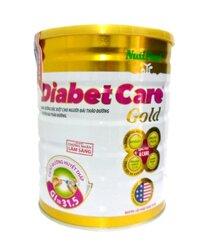 Sữa bột NITIFOOD Diabet Care Gold 900g  – Xua tan nỗi lo tiểu đường