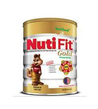 Sữa bột Nutifood Nuti Fit giải pháp cho bé trên 2 tuổi thừa cân, béo phì
