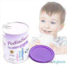 Sữa bột Pediasure giúp bé biếng ăn tăng cân tốt
