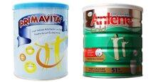 Sữa bột Primavita và Anlene Vanilla Gold – Hai sản phẩm chống loãng xương tốt nhất