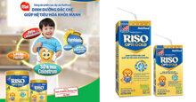 Sữa bột Riso Opti Gold có mấy loại ? Giá bao nhiêu tiền ?