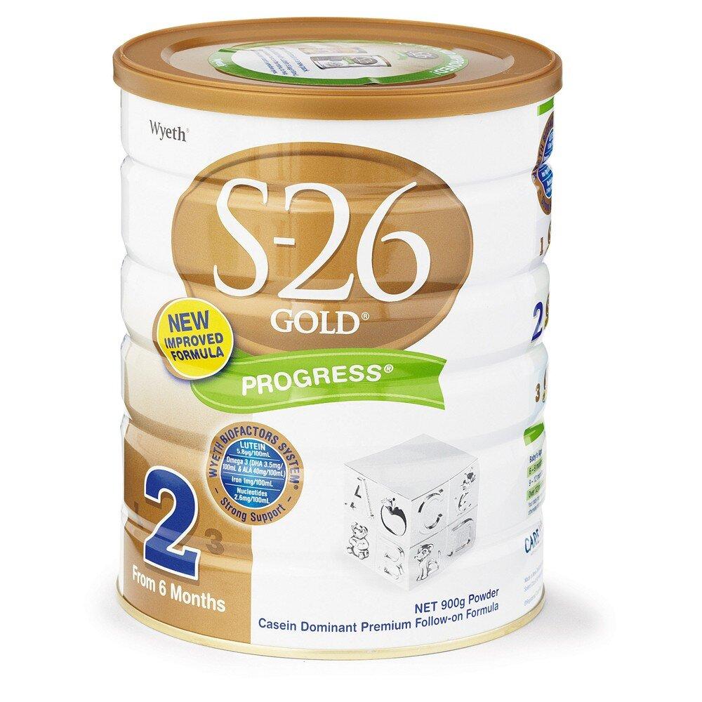 Sữa bột S26 cho bé có tốt không?
