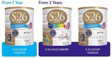 Sữa bột S26 có tăng cân không ?