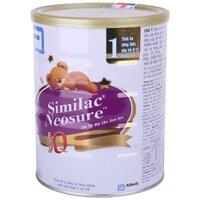 Sữa bột Similac Neosure IQ số 1 dành cho bé nhẹ cân, sinh non