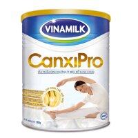 Sữa bột Vinamilk CanxiPro có tốt cho người lớn tuổi?