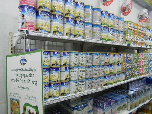 Sữa bột Vinamilk có tốt không? Có nên dùng sữa bột Vinamilk cho bé không?