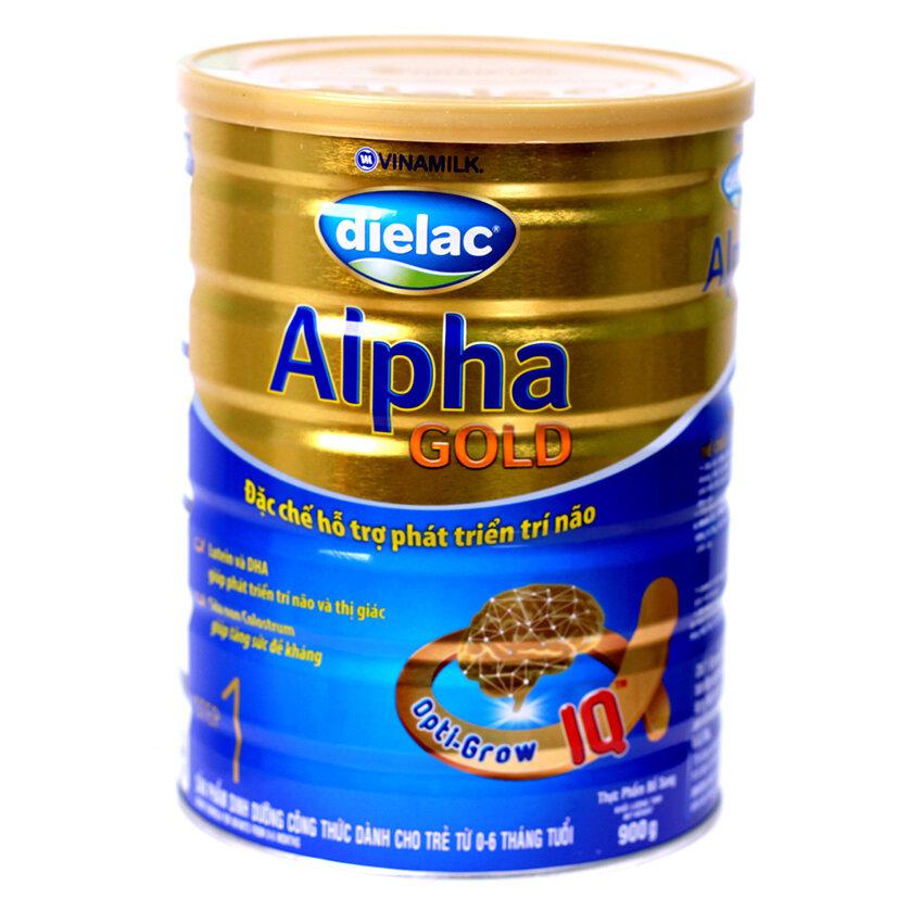 Sữa bột Vinamilk Dielac Alpha Gold step 1 có tốt không?