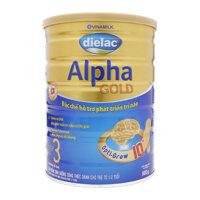 Sữa bột Vinamilk Dielac Alpha Gold Step 3 có tốt không?
