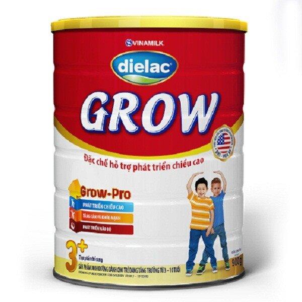Sữa bột Vinamilk Dielac Grow 3+ có tốt không?