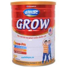 Sữa bột Vinamilk tăng chiều cao – Dielac Grow có thực sự tốt?