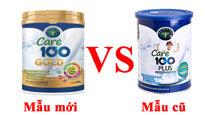 Sữa Care 100 Gold và Care 100 Plus có gì khác nhau ? Nên chọn mua loại sữa bột nào thì tốt ?