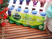 Sữa chua uống probi cho trẻ mấy tháng, giá bao nhiêu, uống lúc nào
