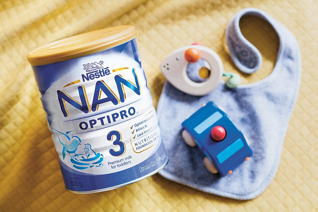 Sữa công thức Nan Nga cho bé liệu có phải là dòng sữa mát?