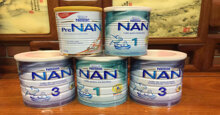 Sữa công thức Nestle Nan chính hãng giá bao nhiêu tiền ?