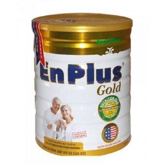 Sữa Enplus Gold 400g: dành cho người suy nhược cơ thể