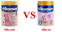 Sữa Frisomum Gold và sữa Frisomum Gold DualCare+ có gì khác nhau ?