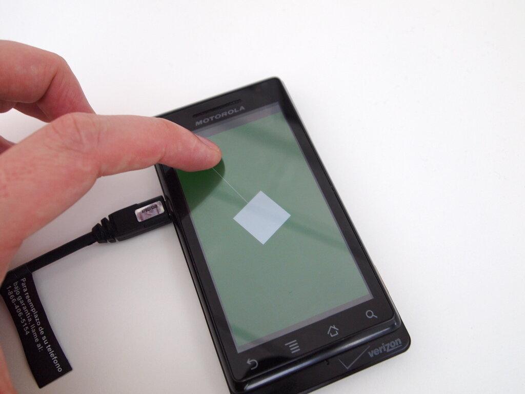 Sửa lỗi treo màn hình cảm ứng Android bằng cách reset phần mềm