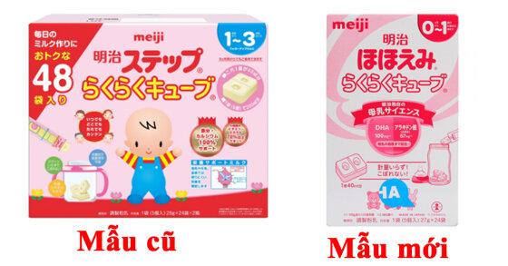 Sữa Meiji dạng thanh bán lẻ giá bao nhiêu ? Khi nào nên mua ?