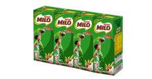 Sữa Milo dùng cho bé mấy tuổi ? Chưa đủ tuổi mà cho bé uống Milo có sao không ?